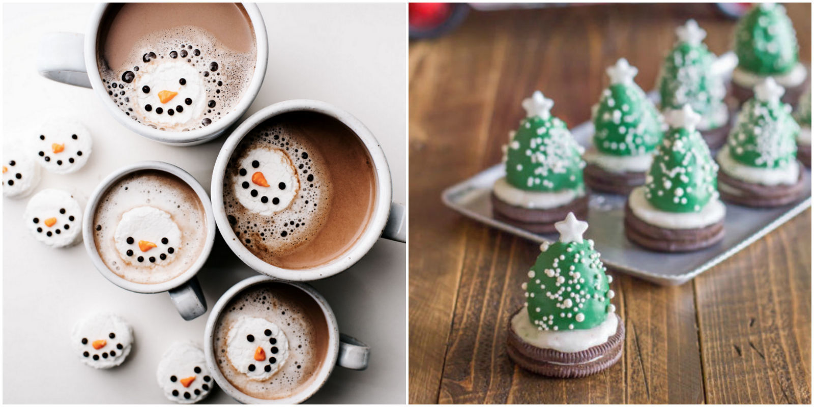 35 easy christmas treats to make best recipes for for Some good christmas treats to make