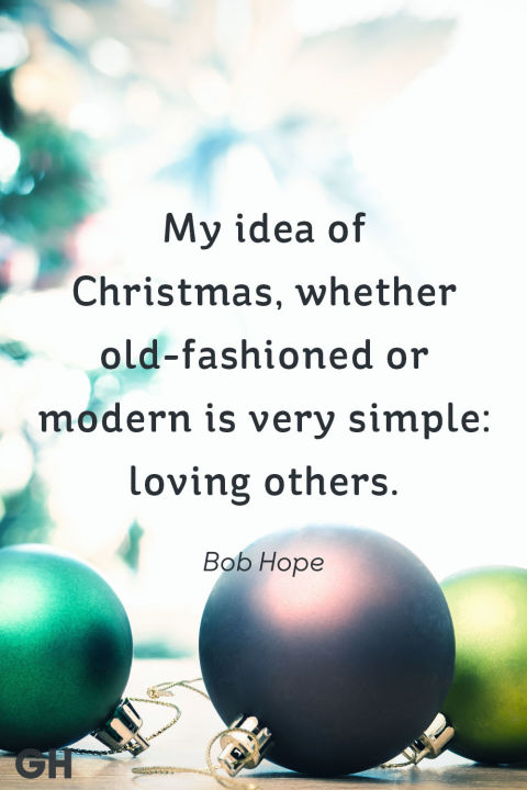 20 Best Christmas Quotes of All Time - Festive Holiday Sayings