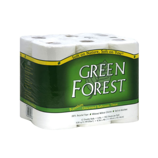 Bathroom Tissue green forest bathroom tissue review, price and features - pros and