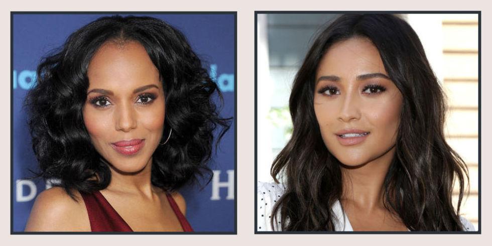 21 dark brown hair colors celebrities with dark brown hair 21 photos pmusecretfo Choice Image