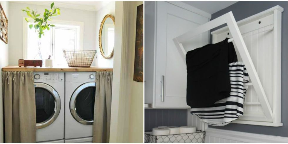 10 Small Laundry Room Organization Ideas