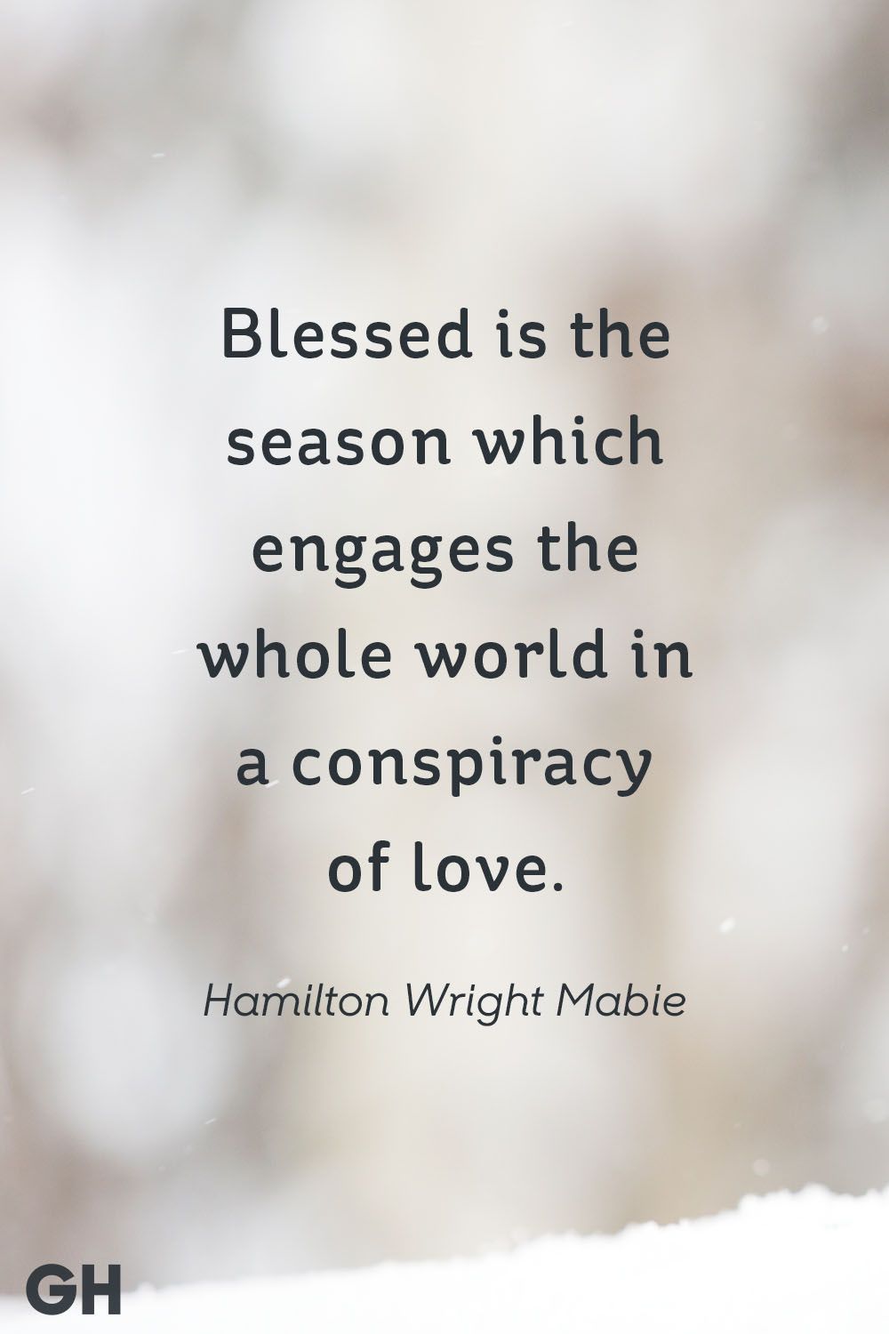 Spiritual Quotes About Love 27 Best Christmas Quotes Of All Time  Festive Holiday Sayings