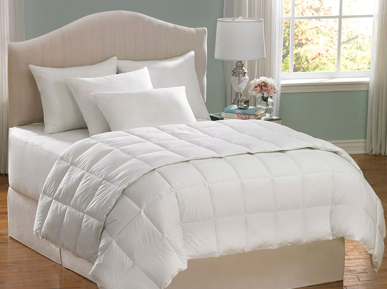 allerease hot water washable comforter review price and features  - allerease hot water washable comforter review price and features  prosand cons of allerease hot water washable comforter