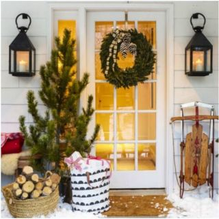 40 DIY Christmas Table Decorations and Settings ... - photo#19