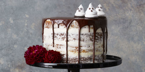 Good Housekeeping Pumpkin And Devil S Food Layer Cake