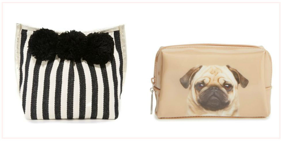 The 15 Best Cosmetic Bags - Makeup Bags and Organizers