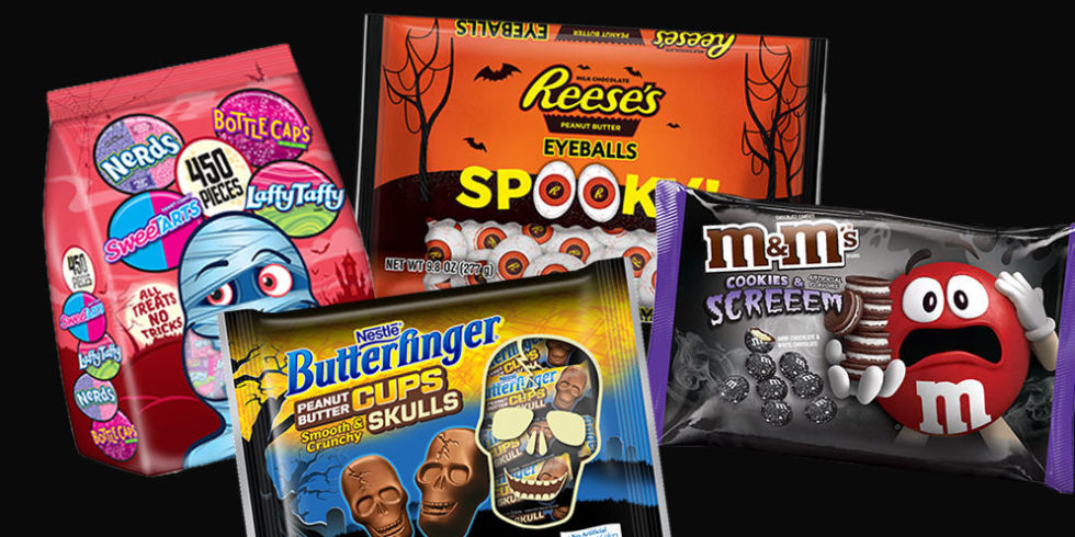 Best Halloween Candy of 2017 - Top Store Bought Halloween Candy