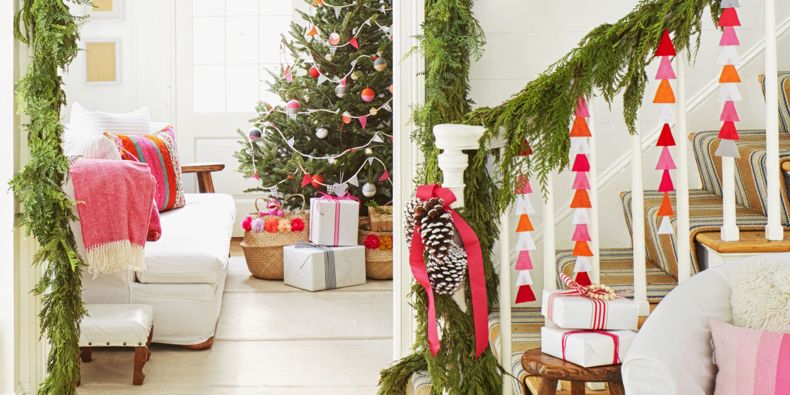 80 diy christmas decorations easy christmas decorating ideas for Christmas home decorations pictures