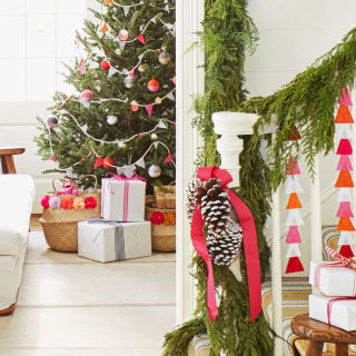It's the most wonderful time of the year ... to go all out on. Previous. 80 Christmas  Decorating Ideas