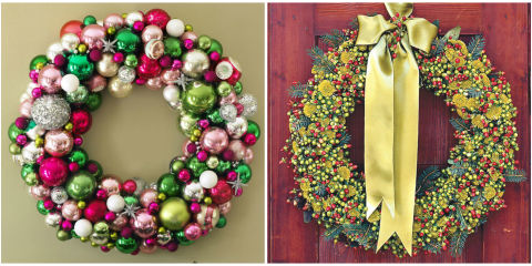 Christmas Wreaths Ideas 2017