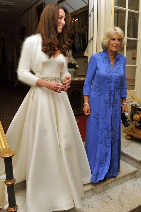 10 things you didnt know about kate middletons wedding dress kate middleton wedding dress junglespirit Choice Image