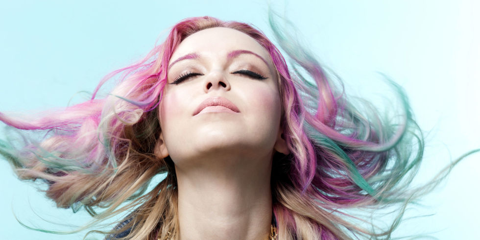 5 Best Temporary Hair Color Techniques - How to Semi Permanently ...