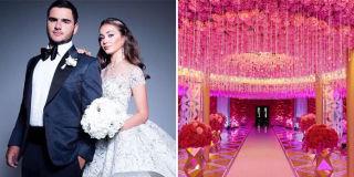 Grace Kelly Had a Second (Pink!) Wedding Dress