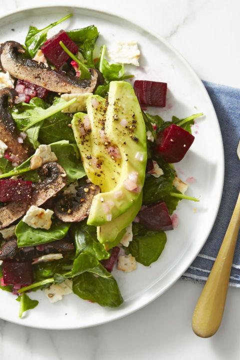 12 Easy Christmas Salad Recipes - Healthy Holiday Salad Ideas