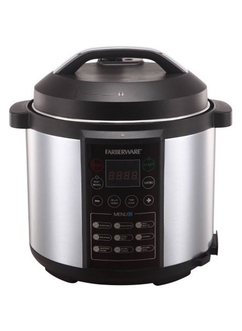 10 best electric pressure cooker reviews top rated for Pressure cooker fish