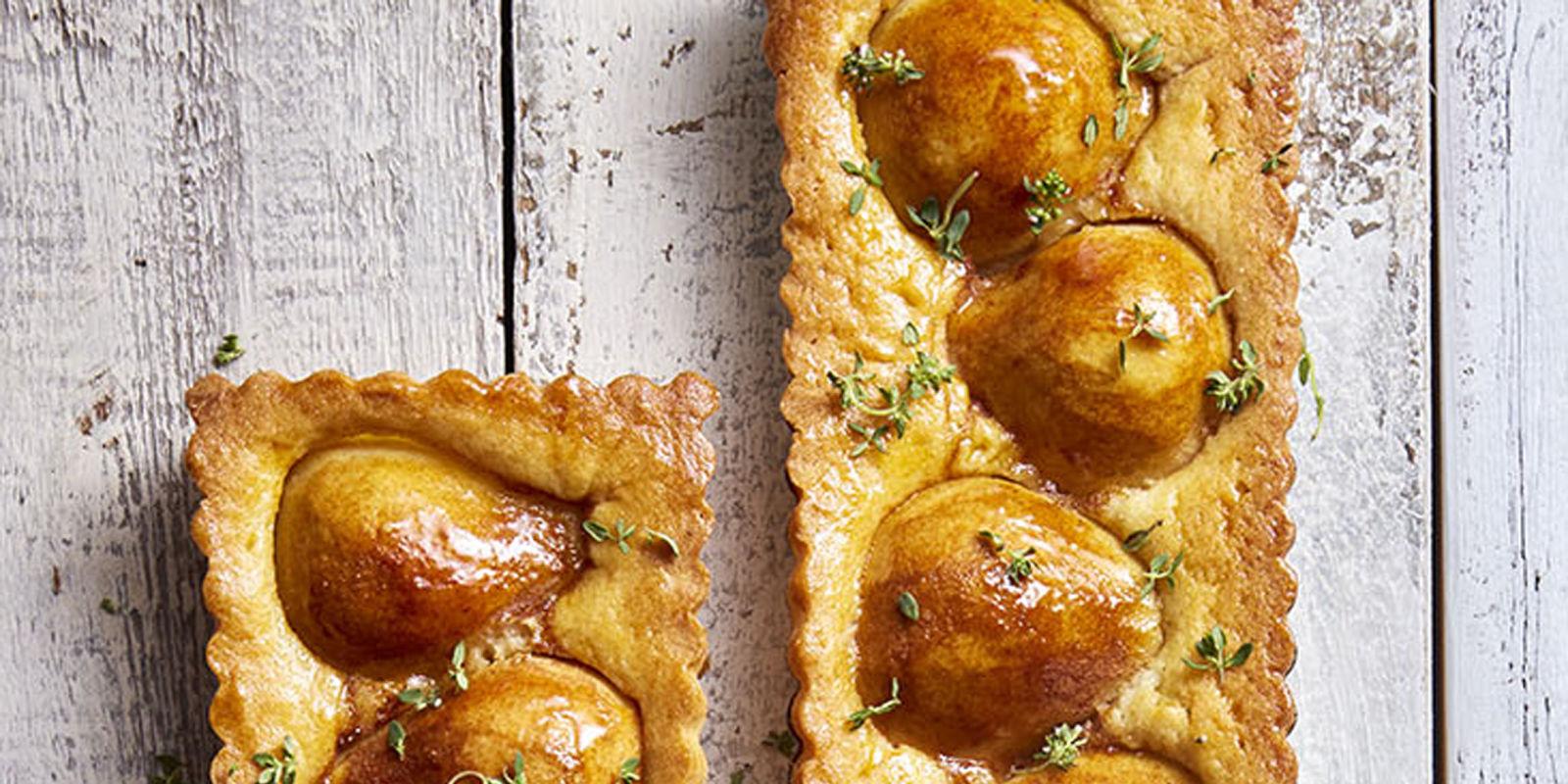 how to make lemon tart at home