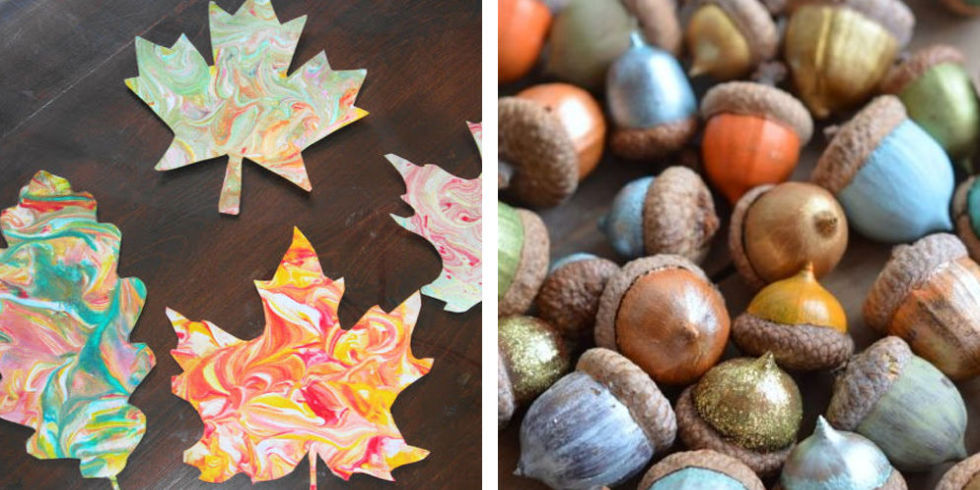 54 Easy Fall Craft Ideas For Adults