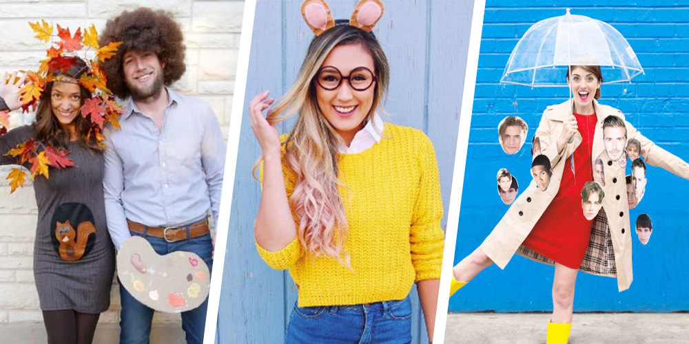 35 Easy Last Minute Halloween Costume Ideas Diy