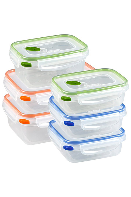 16 Best Food Storage Containers 2017 Top Glass And