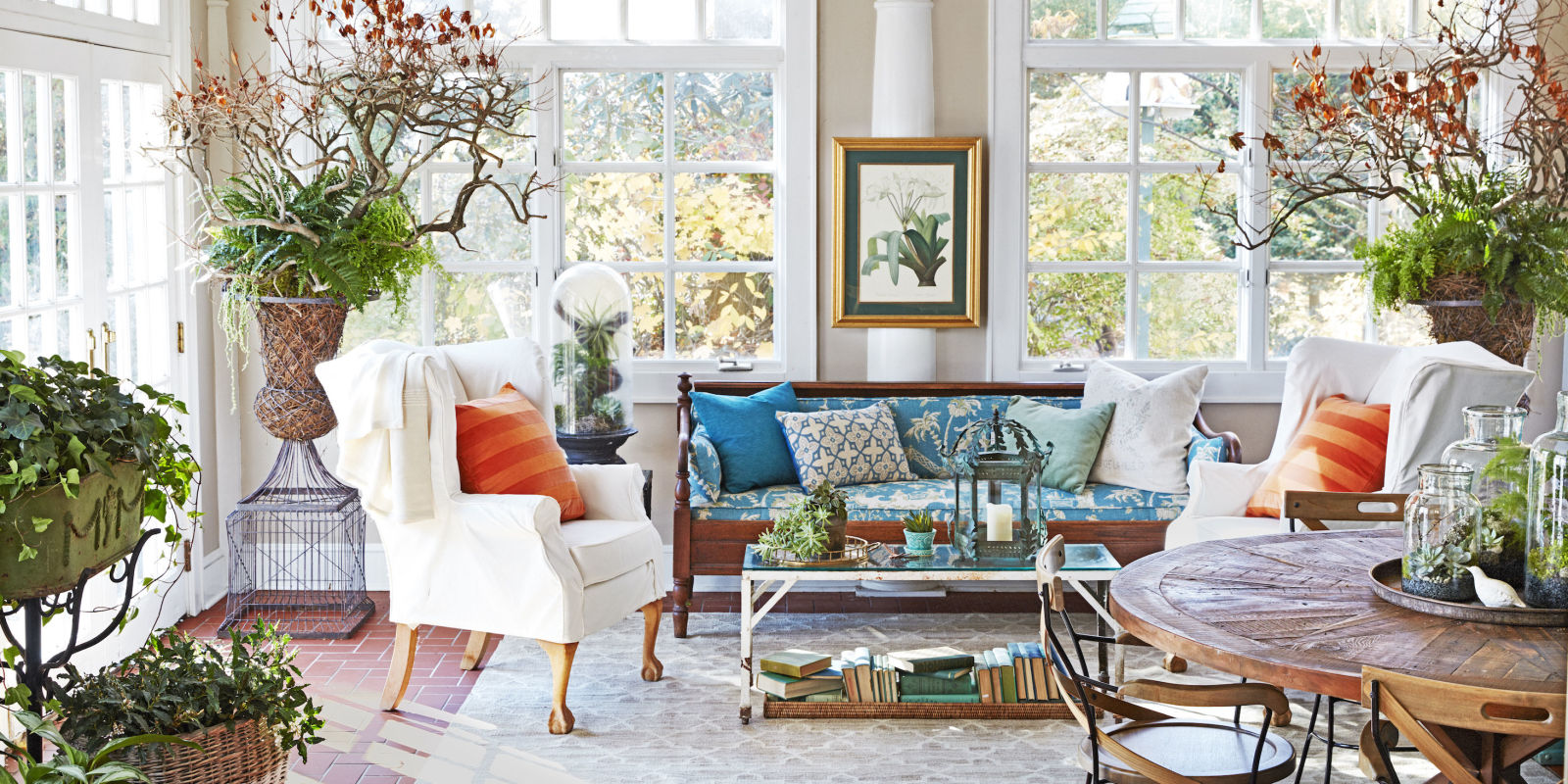 10 sunroom decorating ideas best designs for sun rooms for W home decor