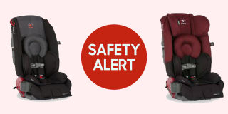 Diono Is Recalling Over 500,000 Car Seats