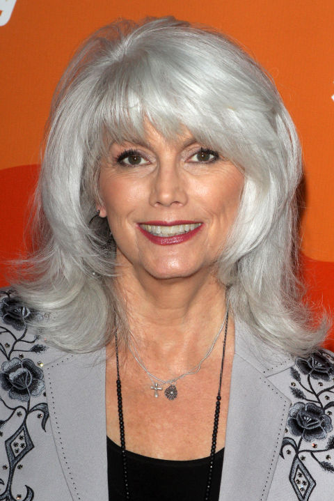 16 best gray hair color ideas hair tips for going gray bright silvery white pmusecretfo Choice Image