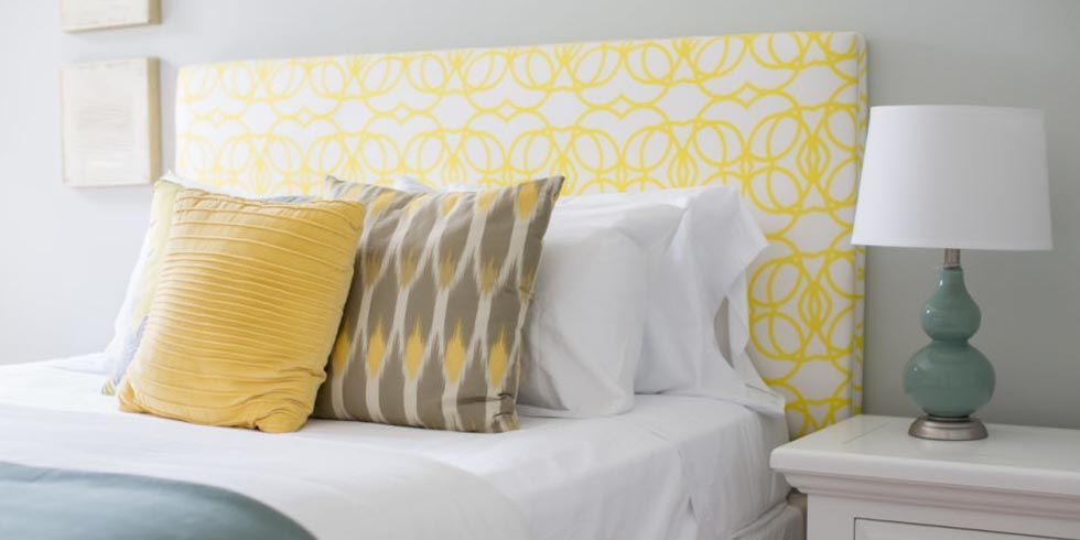 Fit Crafty Stylish And Happy Guest Bathroom Makeover: Bedroom Headboard Styles