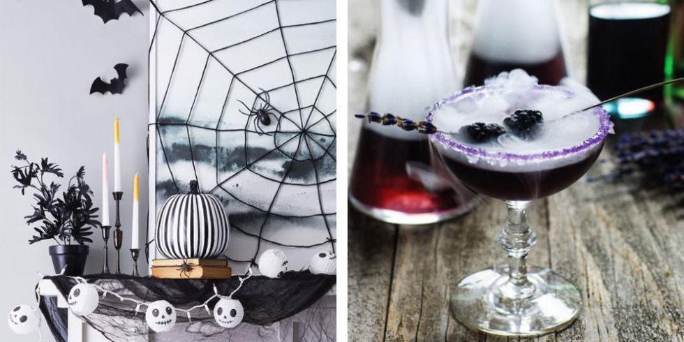 60+ Fun Halloween Party Ideas 2017 - Fun Themes for a Halloween ...