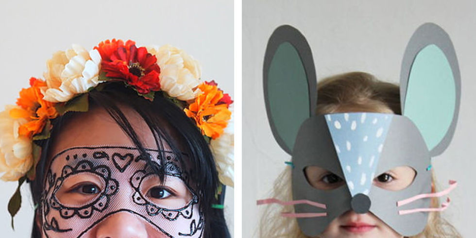 12 Cool Halloween Masks for Kids and Adults - Best Funny and Scary ...