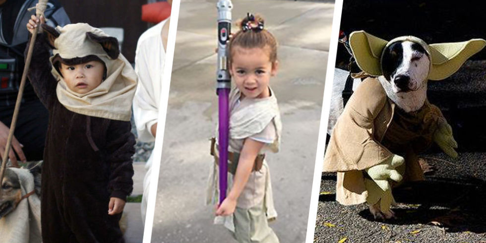 20 Best Star Wars Halloween Costumes for Kids and Adults - Family ...