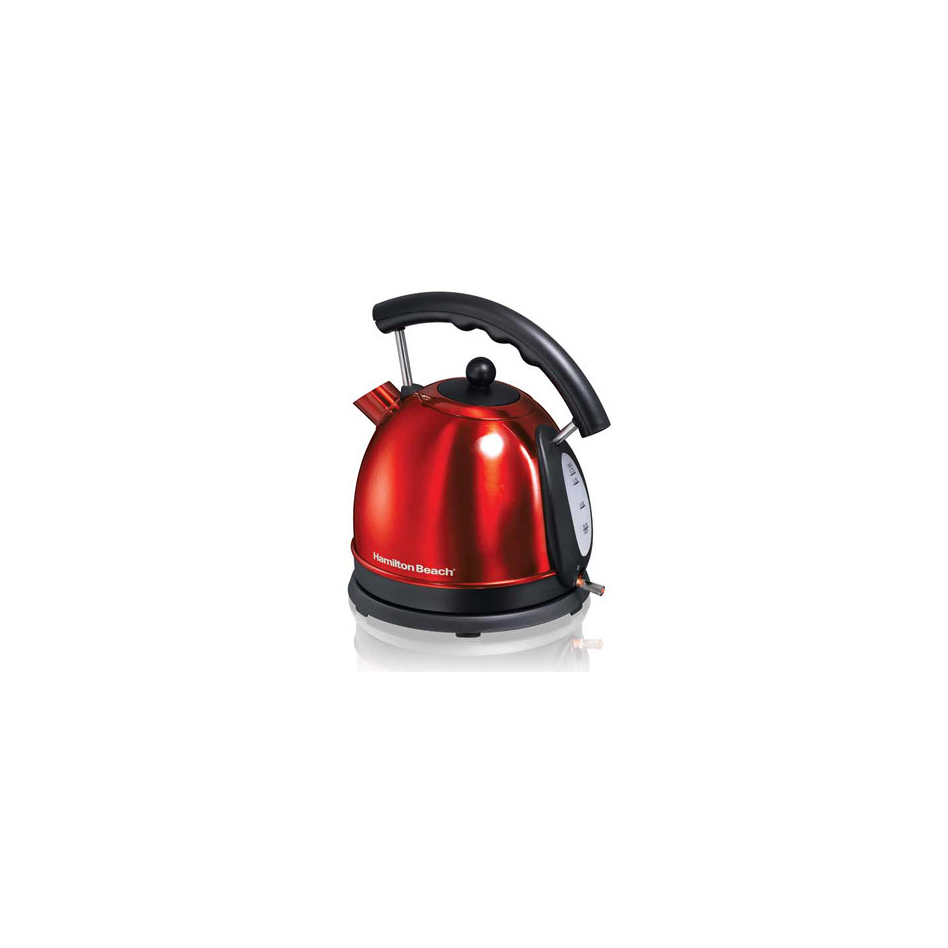 hamilton beach 10cup candy apple electric kettle 40894