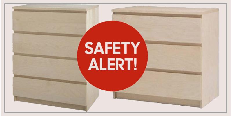 Ikea Brusali Kommode ikea malm dresser recall ikea stops selling dresser that killed