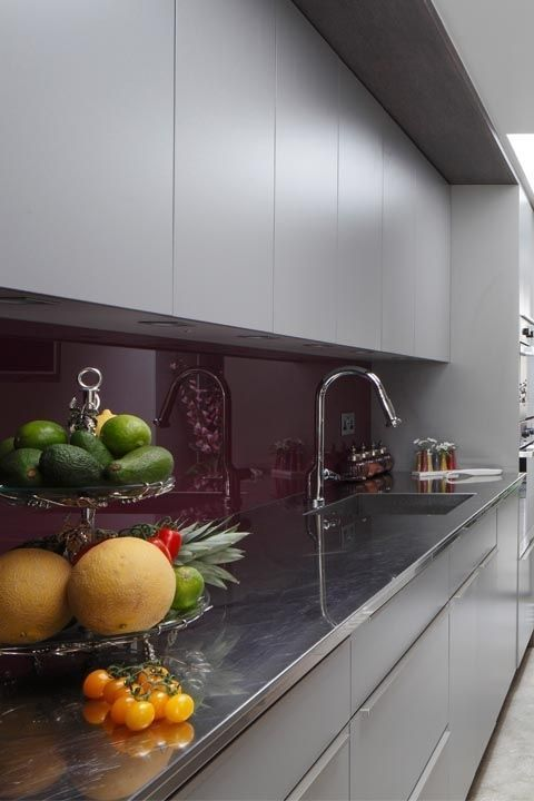 designer kitchen colors. Dark Plum 17 Best Kitchen Paint and Wall Colors  Ideas for Popular