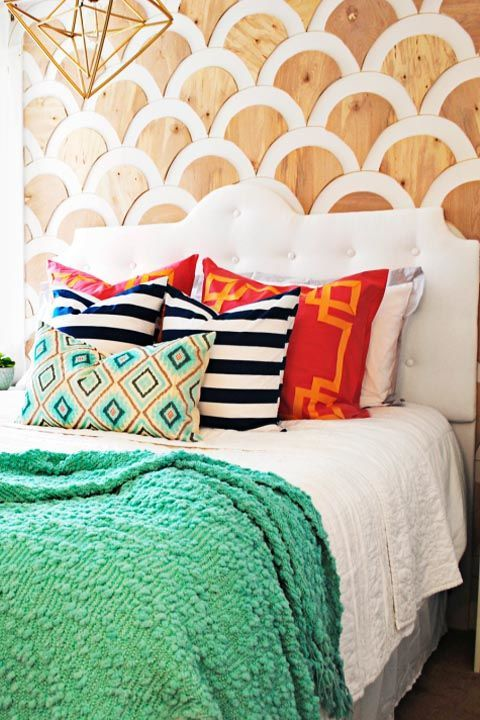 headboard diy - Home Decor Diy