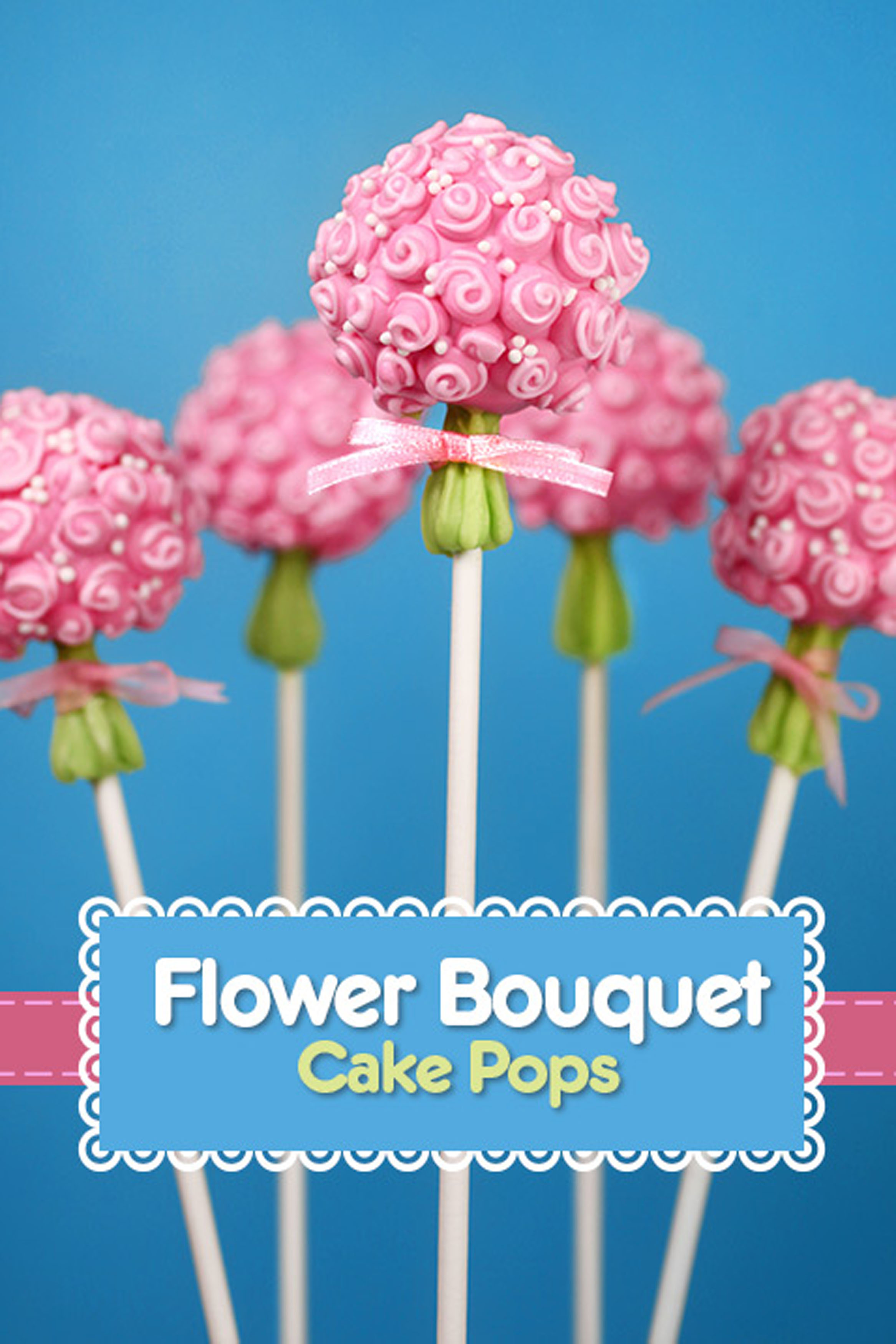 Minecraft Cake Pop Ideas