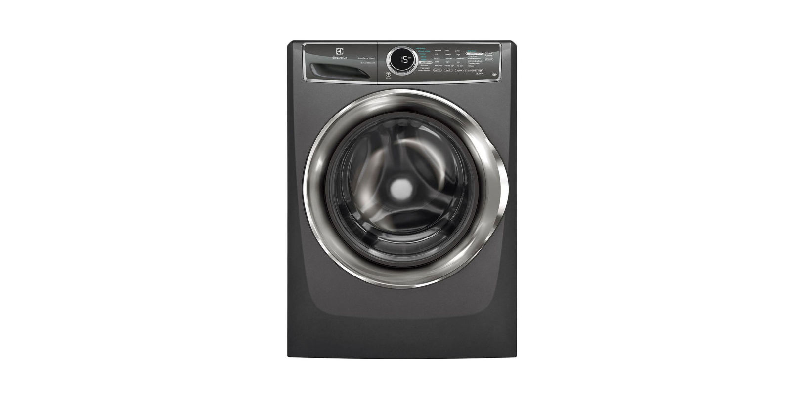 5 top rated top load washers - October 2017 Washers Electrolux Front Load