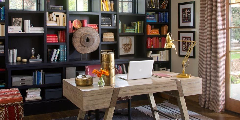 10 best home office decorating ideas decor and for Decoration bureau