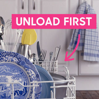 Two Cups Of Vinegar Will Make Your Dishwasher (a.k.a. Lifesaver) Run Like  Itu0027s Brand