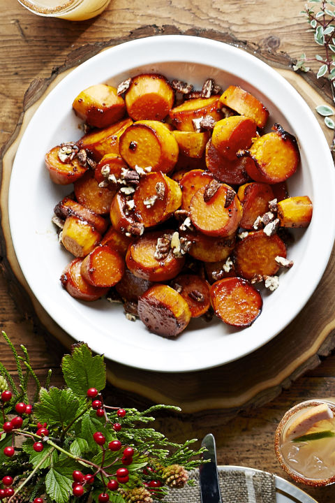 All we want for Christmas are potatoes (and then more potatoes).