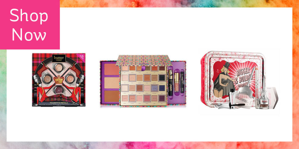 15 Best Makeup Gift Sets 2017 - Beauty Gift Set Ideas for Christmas