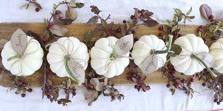 27 Easy Thanksgiving Centerpieces For Your Holiday Table
