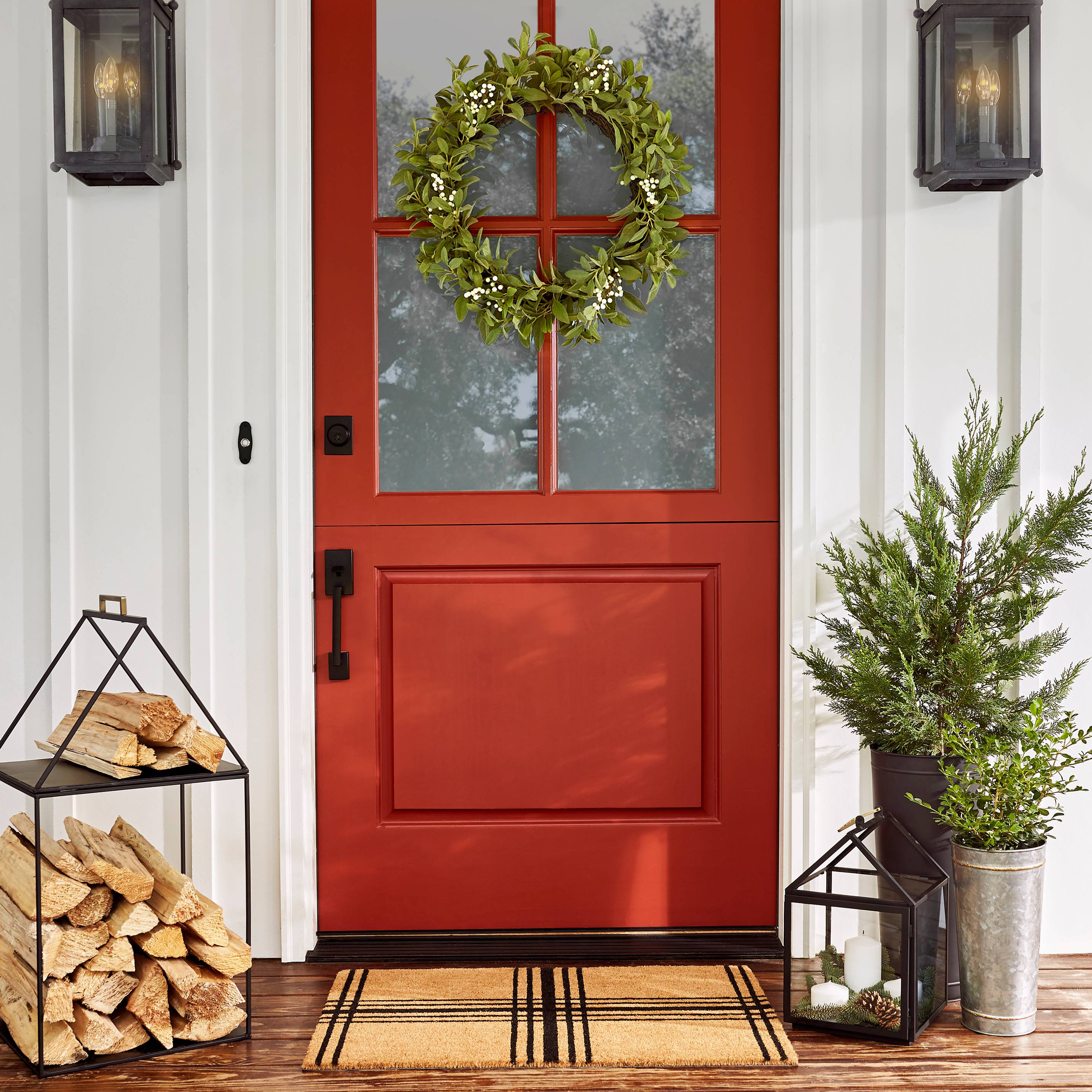 35 Christmas Door Decorating Ideas Best Decorations For