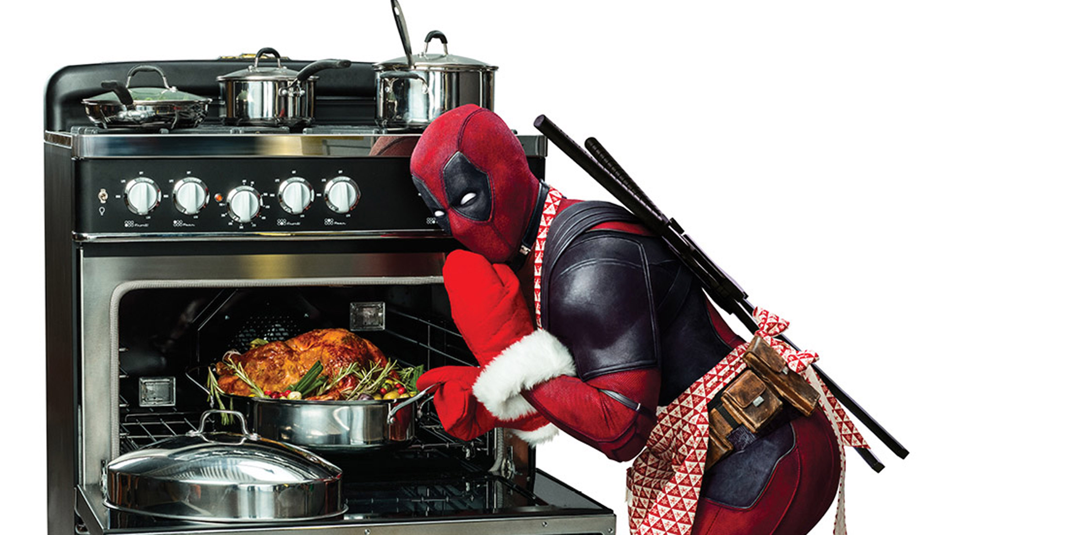 Deadpool S Guide To Carving A Perfectly Juicy Turkey