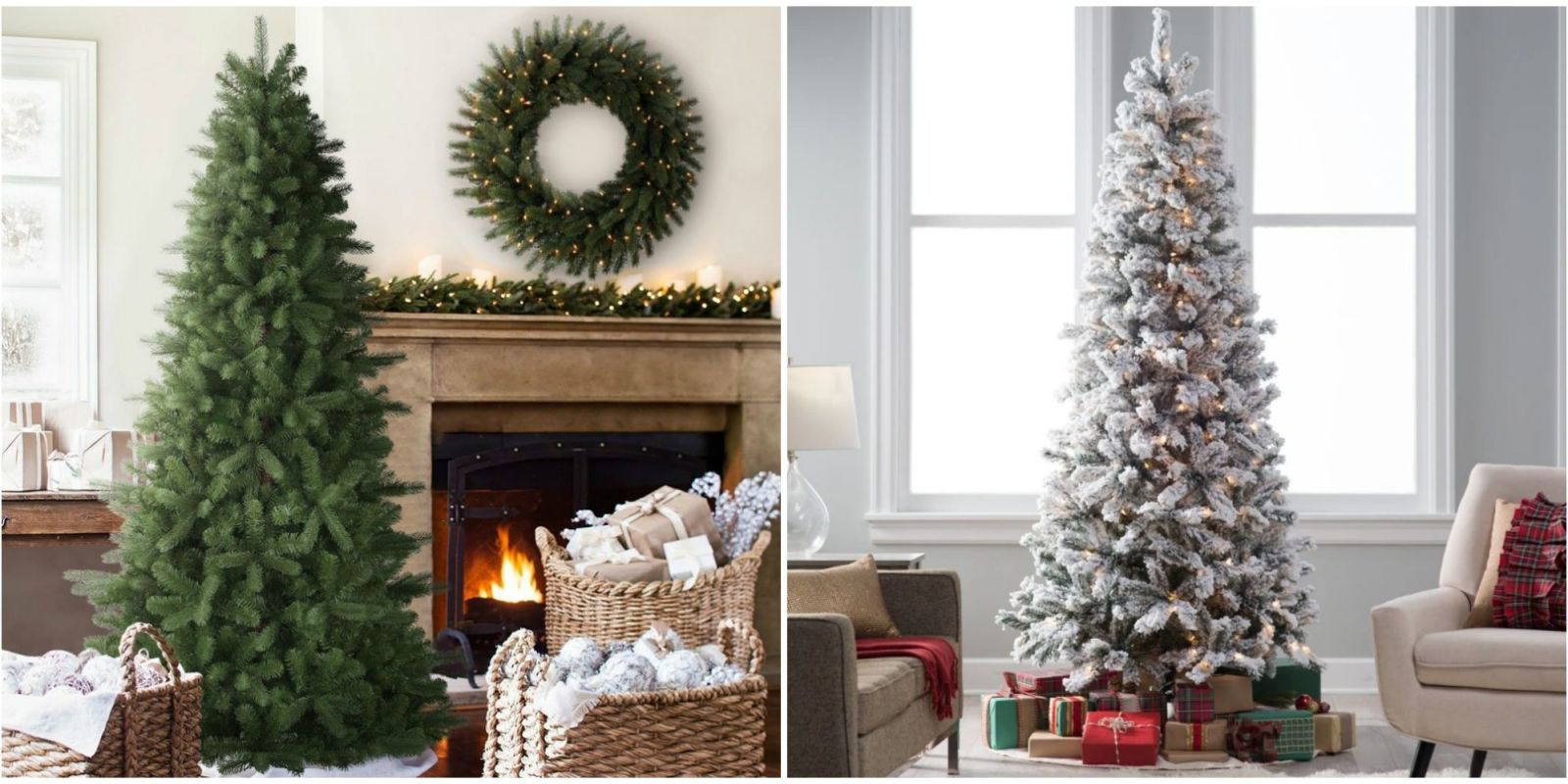 Where To Place A Christmas Tree - Home Design