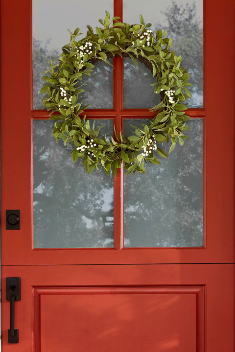 35 Christmas Door Decorating Ideas - Best Decorations for Your ...