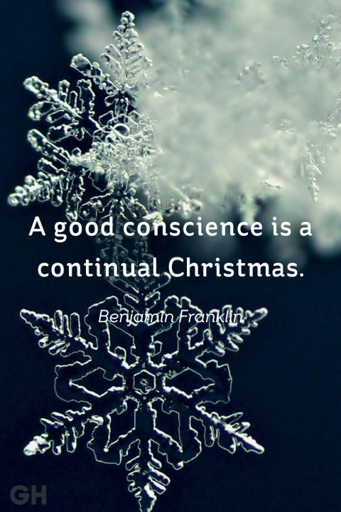 Quotes Christmas Mesmerizing 27 Best Christmas Quotes Of All Time  Festive Holiday Sayings