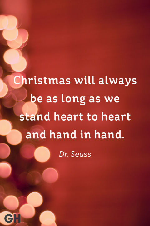 Dr. Seuss Christmas Quote