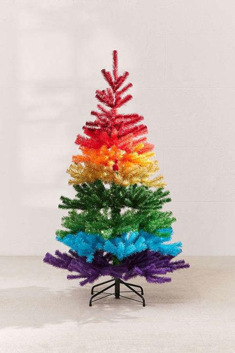 Ge Pre Lit Christmas Trees