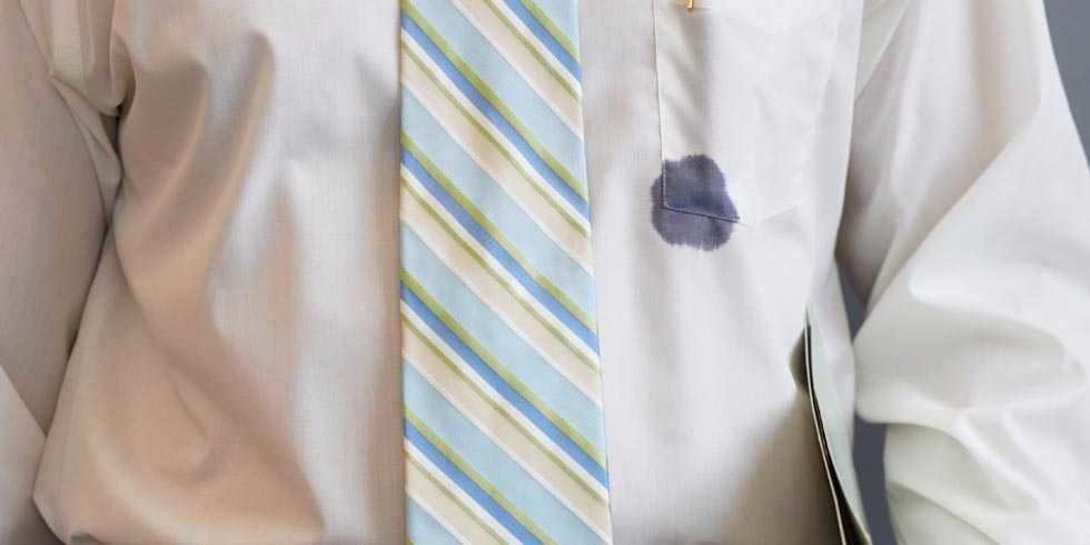 how to get stains out of cotton shirts