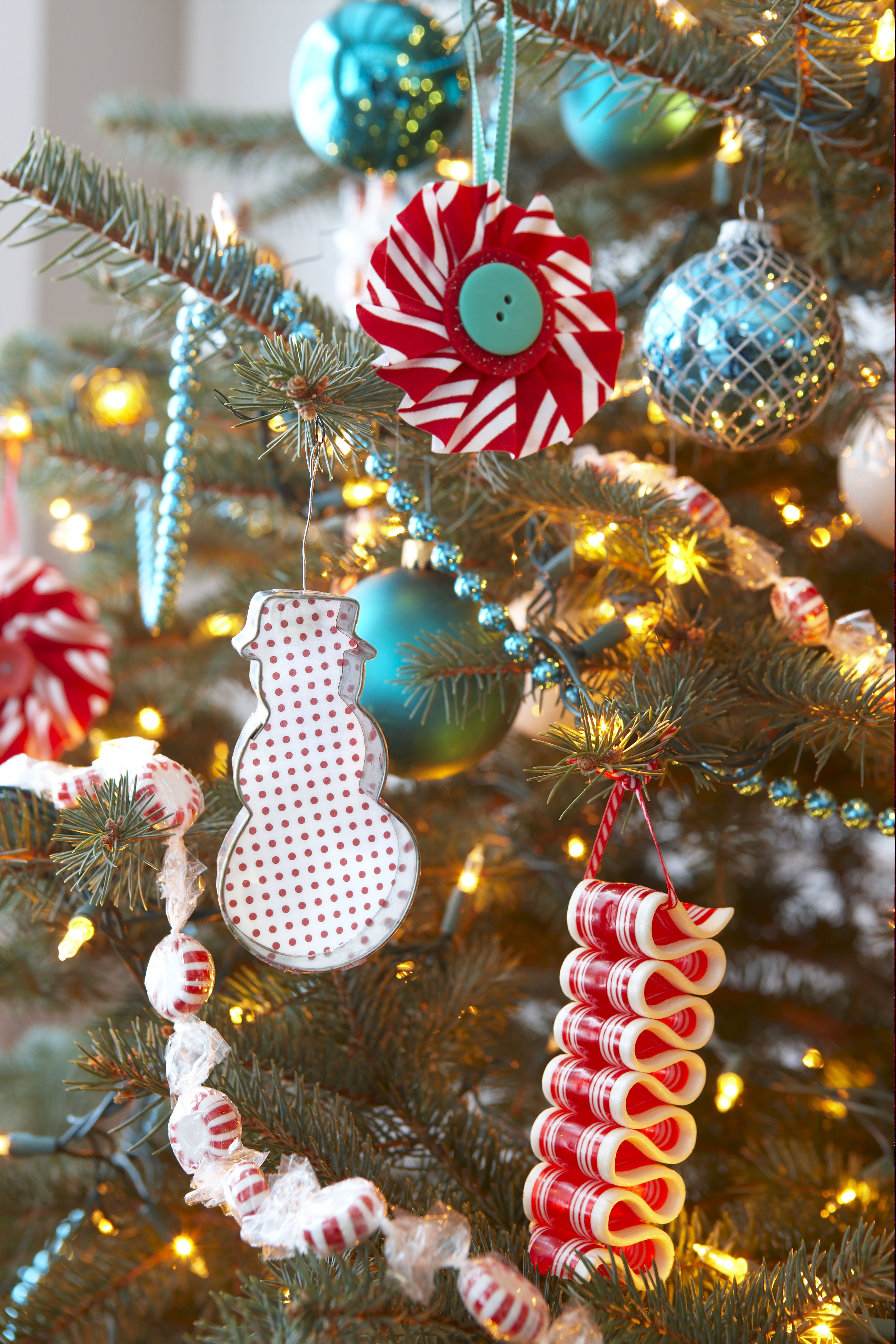 52 homemade christmas ornaments diy handmade holiday tree 52 homemade christmas ornaments diy handmade holiday tree ornament craft ideas solutioingenieria Gallery